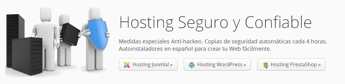 Hosting Webempresa - hosting español