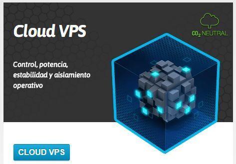 Servidor Cloud VPS Dominalia - dominios de internet- registro de dominio