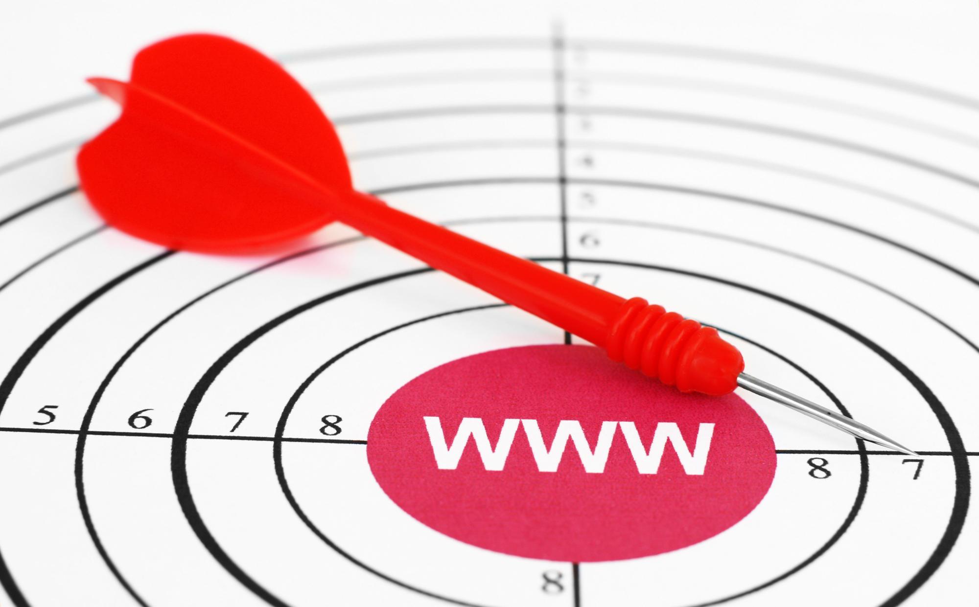 Si quieres acertar al comprar un dominio web, afina la puntería