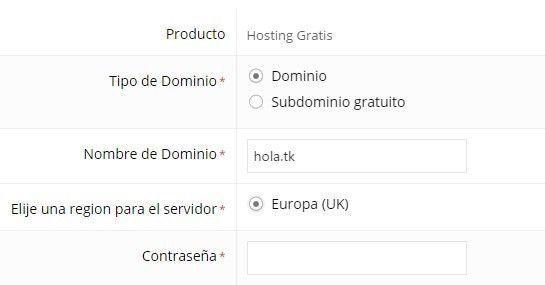 Gratis un nombre de dominio - mi dominio gratis - dominios gratis para paginas web