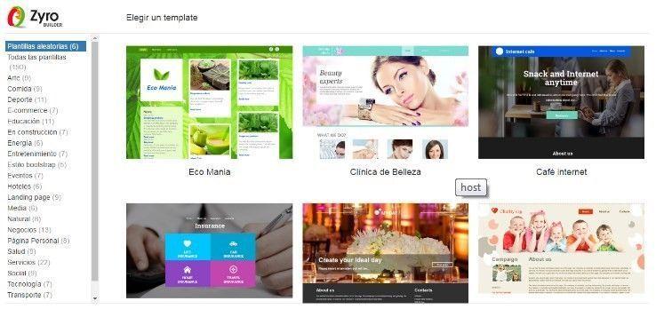 Un dominio gratis para la creación de una web