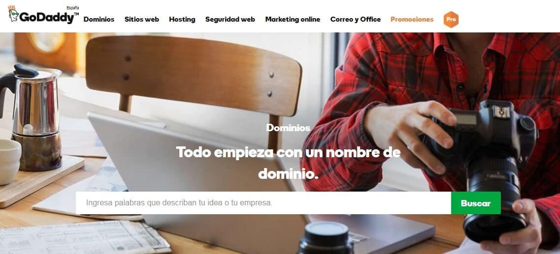 registrar dominio barato