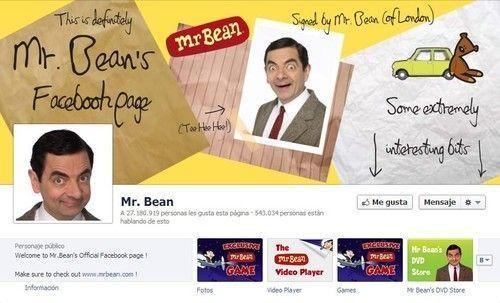 Perfil artista portada original para Facebook