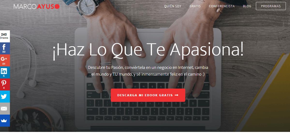 blogueros españoles
