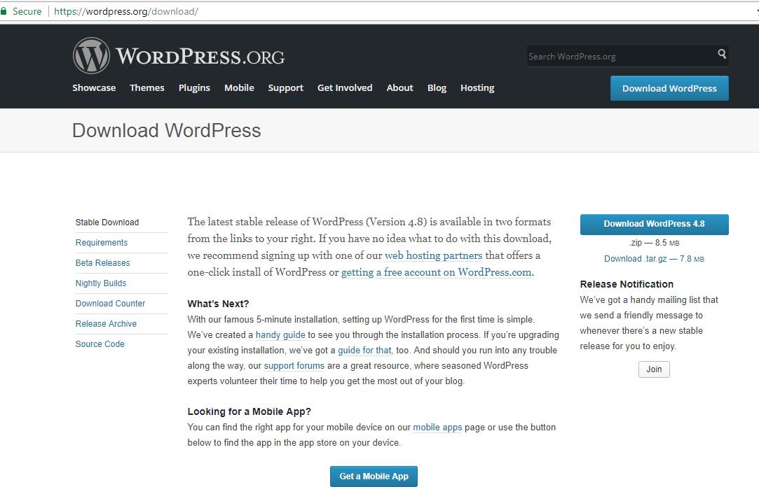 cómo instalar wordpress en un servidor