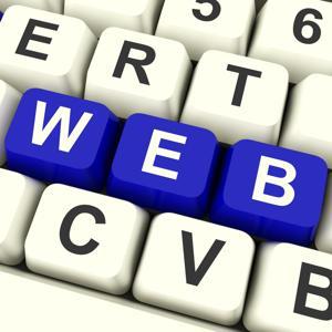 Hay que comprar un dominio para tener una página web