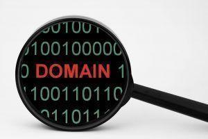 ¿Dónde buscar dominios?