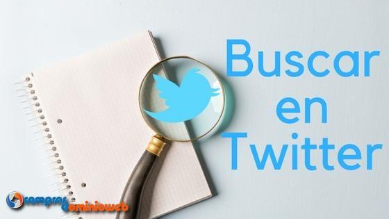 Cómo buscar en Twitter