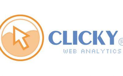 Clicky: Datos en Tiempo Real