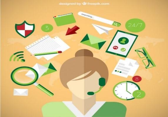 Ser asistente virtual te puede hacer ganar mucho dinero