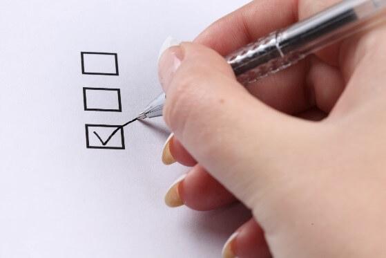 Ganar dinero con Encuestas completadas
